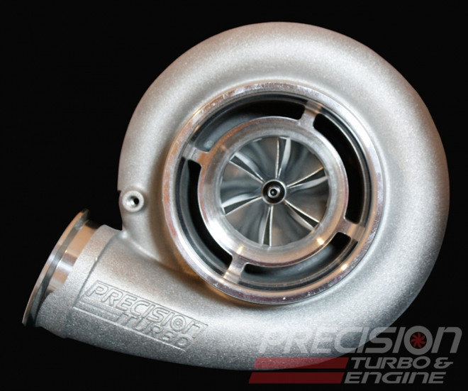 Precision Turbo Street and Race Turbocharger - PT8284 CEA - 1350HP Rating