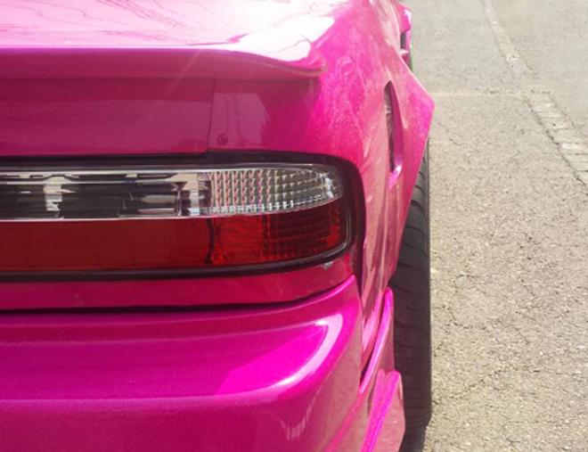 Origin Lab Nissan S13 Silvia Type 3 55mm Rear Fenders
