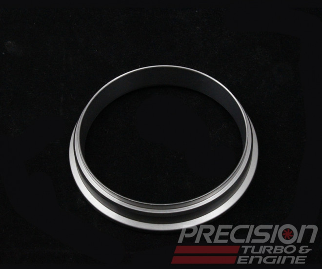 "Precision Turbo and Engine 4 3/8"" Turbine Discharge Flange"