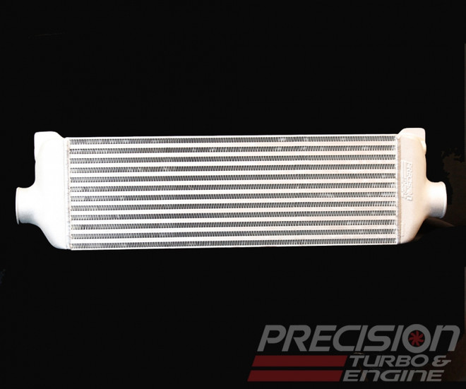 Precision Turbo and Engine Universal Front Mount Air-to-Air Intercooler - 600HP