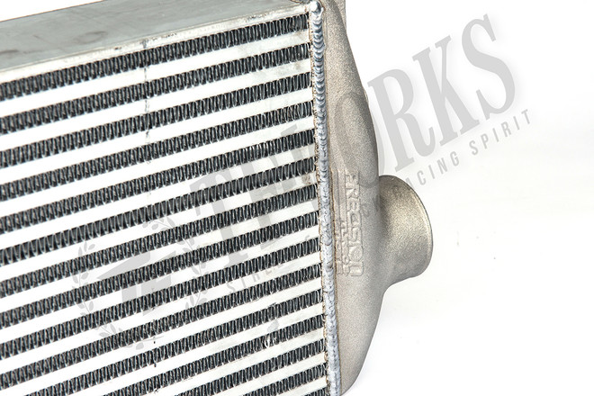 Precision Turbo and Engine Universal Front Mount Air-to-Air Intercooler - 825HP