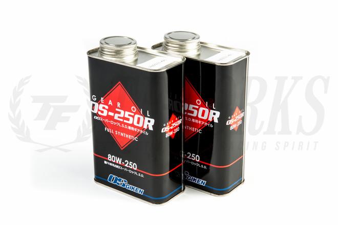 OS Giken OS-250R LSD Differential Full Synthetic Gear Oil