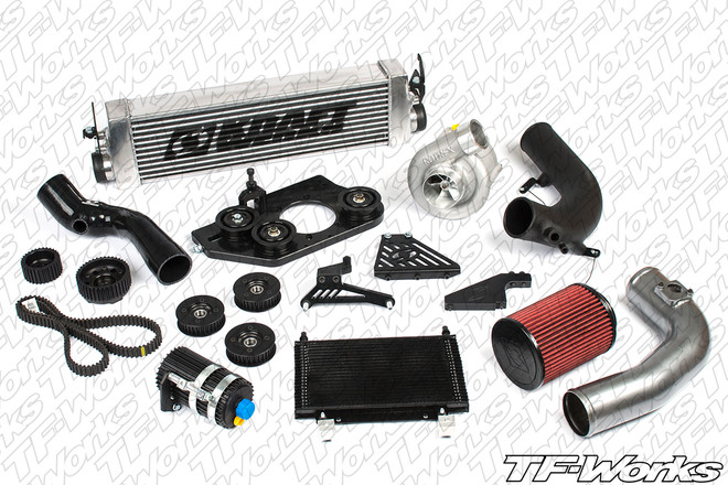 Kraftwerks BRZ/FRS/FT86 Supercharger System w/C38-81 w/out Tuning