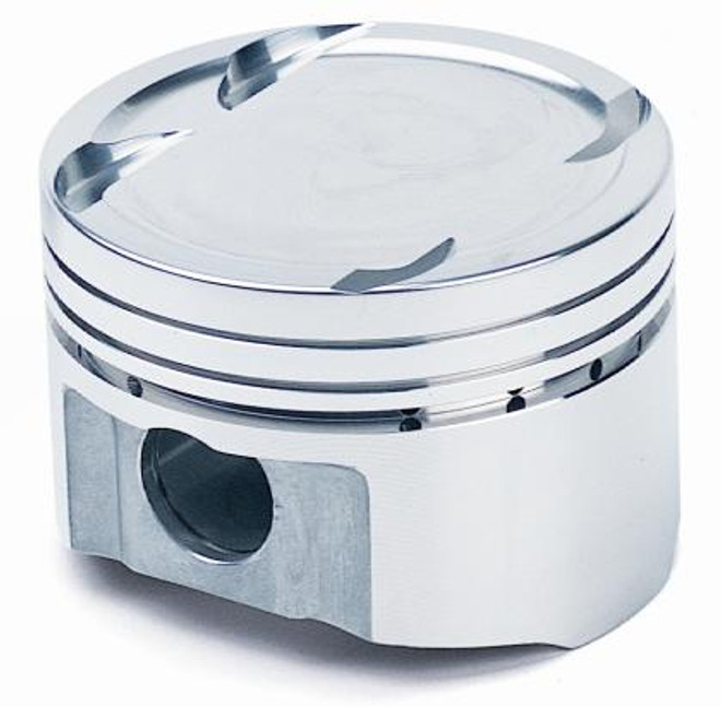 JE Pistons Sport Compact Piston Set - 83mm STR 99.5mm Bore CR 8.5 - Subaru EJ257