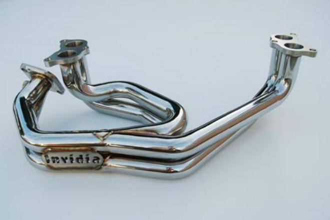 Invidia Equal Length Racing Turbo Manifold - Subaru WRX/ STi 2005-12