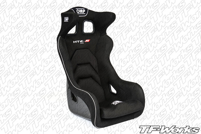 OMP HTE-R Professional Racing Seat with Halo - HA/772E