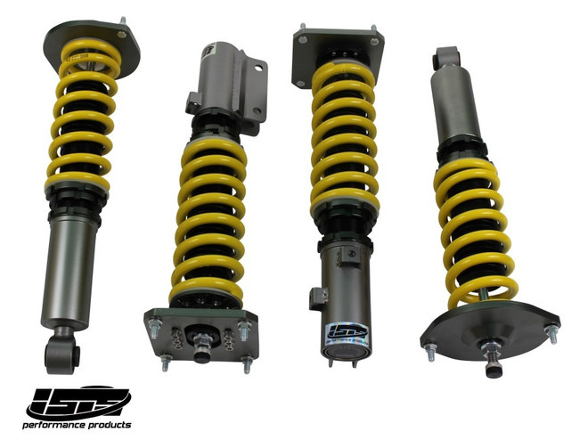 ISR Performance HR Pro Coilovers - Mazda RX7 FC3S