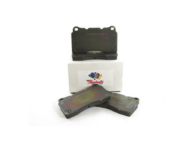 Girodisc Raybestos ST43 Rear Brake Pads for EVO 6/7/8/9
