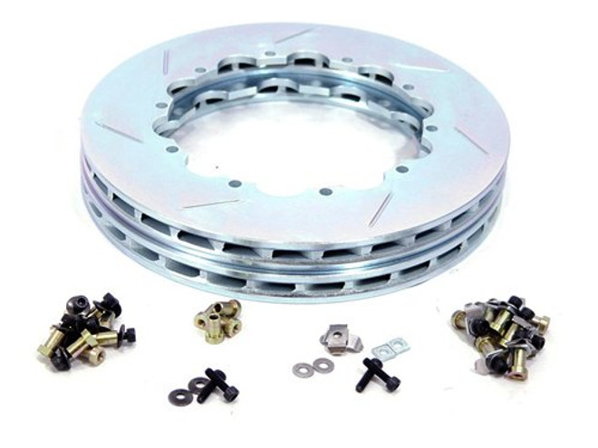 Girodisc 2pc Rear Rotor Ring Replacements For Evo X