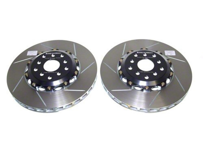 Girodisc Front 2pc Floating Rotors for 04-Present STi