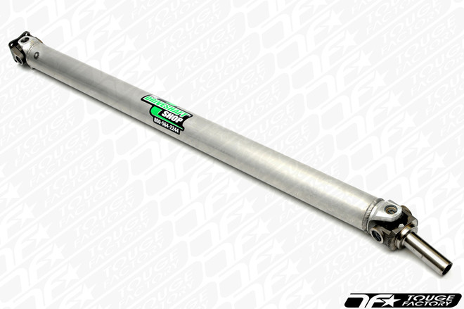 Driveshaft Shop TOYOTA IS300 1998-2005 with R154 Trans Conversion 1-Piece Steel Driveshaft
