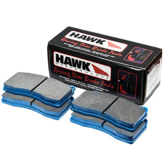 Hawk Performance Blue 9012 Front Disc Brake Pad - 02-06 Acura RSX, 00-09 Honda S2000