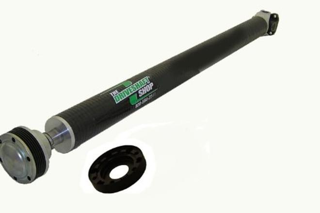 Driveshaft Shop Carbon Fiber Driveshaft KA24/SR20 (5-Speed) - 89-94 Nissan 240SX