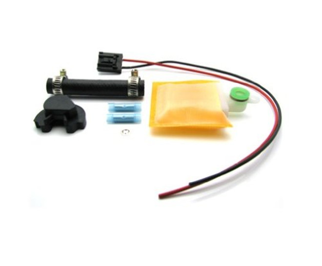 DeatschWerks Fuel Pump Install Kit for DW300 and DW200 - 89-94 Nissan 240SX