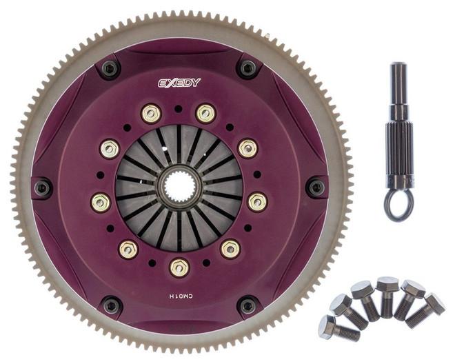 Exedy Stage 5 Triple Disc Cerametallic Clutch Kit - 89-98 Nissan 240SX