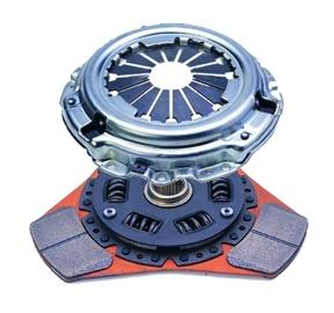 Exedy Racing Stage 2 Cerametallic Clutch Kit - 99-00 Nissan S15