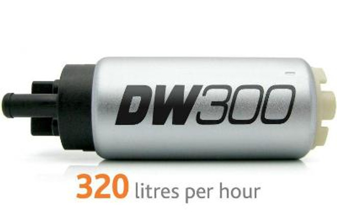 DW DW300 In-Tank Fuel Pump - Nissan 95-98 240SX, S15