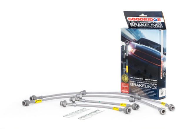 Goodridge Stainless Steel Brake Line Kit - 300ZX Z32