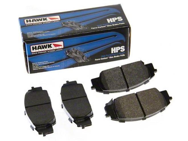 Hawk Rear Street HPS Brake Pads - 89-96 Nissan 300ZX
