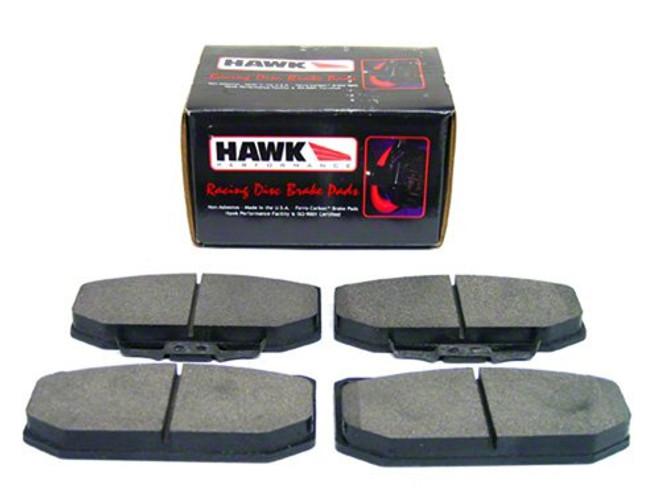 Hawk HP+ Front Brake Pads - Nissan 300ZX Z32 / 06-07 WRX