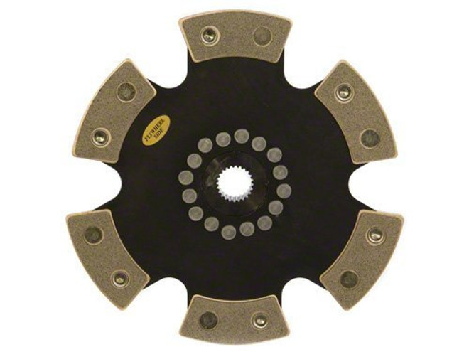 ACT 6 Pad Rigid Race Disc - 84-96 Nissan 300ZX