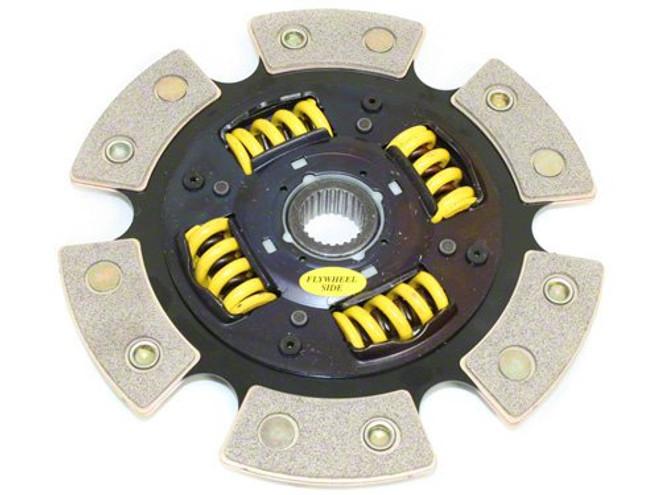 ACT 6 Pad Rigid Race Disc 250mm - 84-96 Nissan 300ZX
