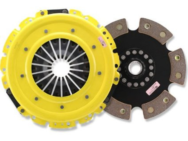 ACT HD/Race Rigid 6 Pad Clutch Kit - 84-89 Nissan 300ZX