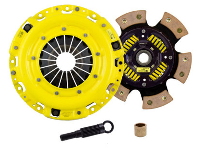 ACT XT/Race Sprung 6 Pad Clutch Kit - 07-09 Nissan 350Z, 09-13 370Z