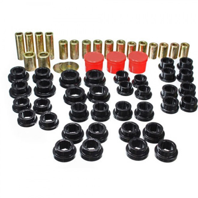 Energy Rear Control Arm Bushing Set - 03-07 Infiniti G35, 03-09 Nissan 350Z