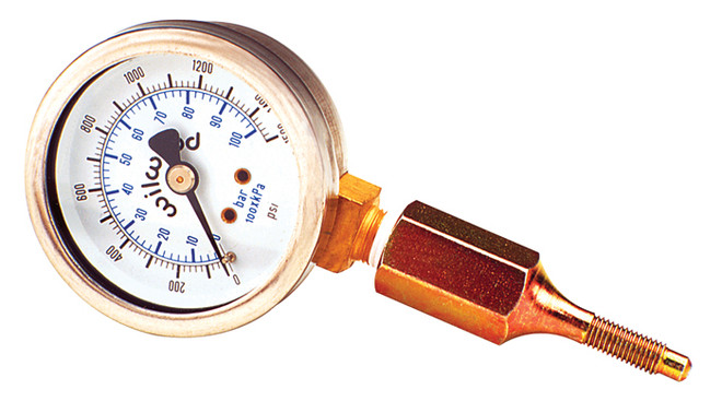 Wilwood Brake Caliper Pressure Gauge - 1500 PSI