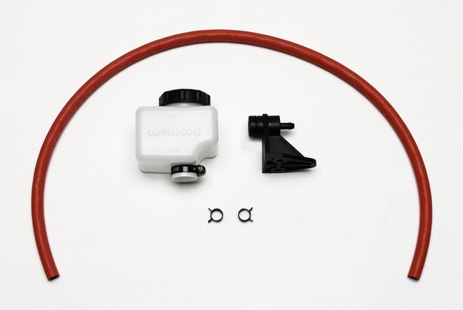 Wilwood Reservoir Kit - Compact Remote Master Cylinder (7.0oz)