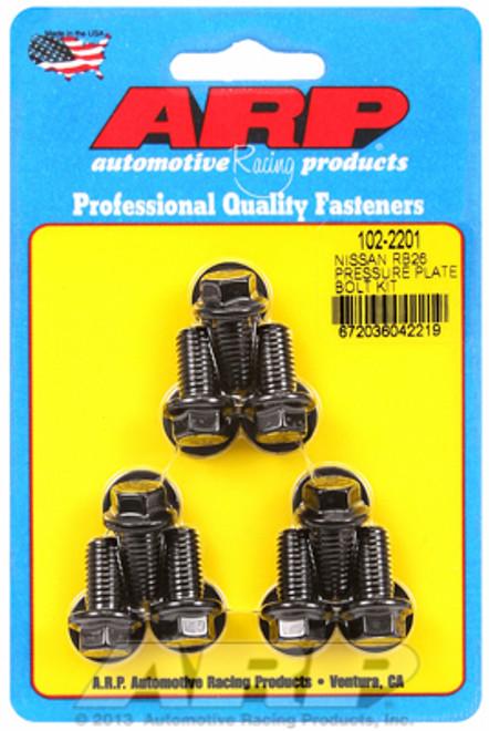 ARP Pressure Plate Bolt Kits - 89-02 Nissan GTR R32 R33 R34