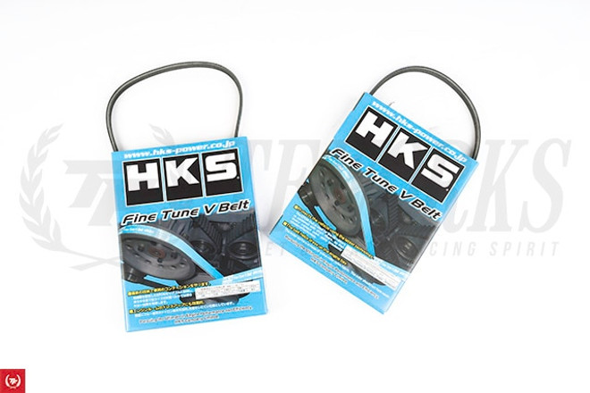 HKS Fine Tune V Power Steering Belt - 89-94 Nissan Skyline GT-R R32