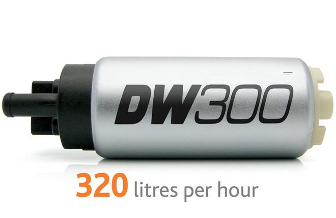 DeatschWerks DW300 In-Tank Fuel Pump - 89-98 Nissan Skyline GT-R R33