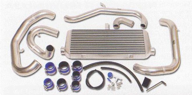 Greddy Spec LS intercooler Kit - 95-98 Nissan Skyline R33