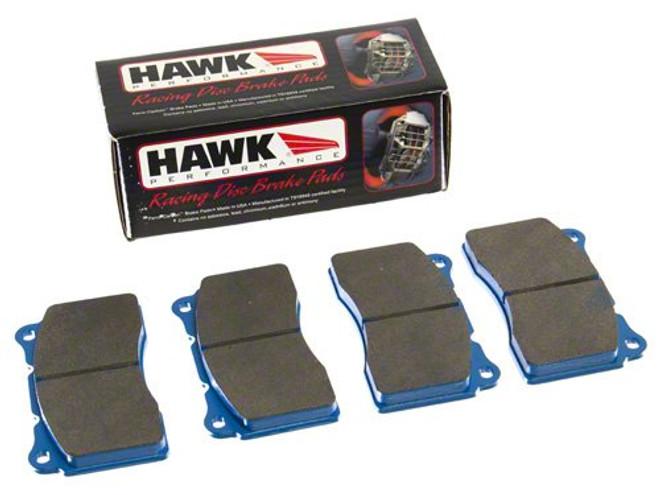 Hawk Blue 9012 Rear Brake Pads - 88-99 BMW M3 E30, E36