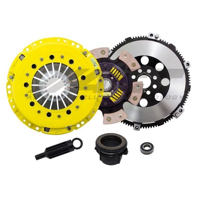 ACT HD/Race Sprung 6 Pad Clutch Kit w/ ProLite Flywheel - 01-06 BMW M3 E46