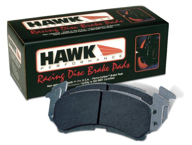 Hawk Performance Blue 9012 Racing Brake Pads - 03-06 BMW M3 E46