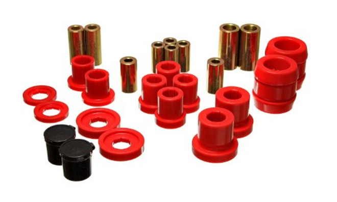 Energy Suspension Red Front Control Arm Bushing - 00-09 Honda S2000