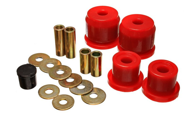 Energy Suspension Red Rear Differential Carrier Bushing - 00-09 Honda S2000