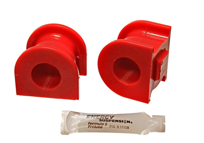 Energy Suspension Red Rear Sway Bar Bushing Set 28.6mm - 00-09 Honda S2000