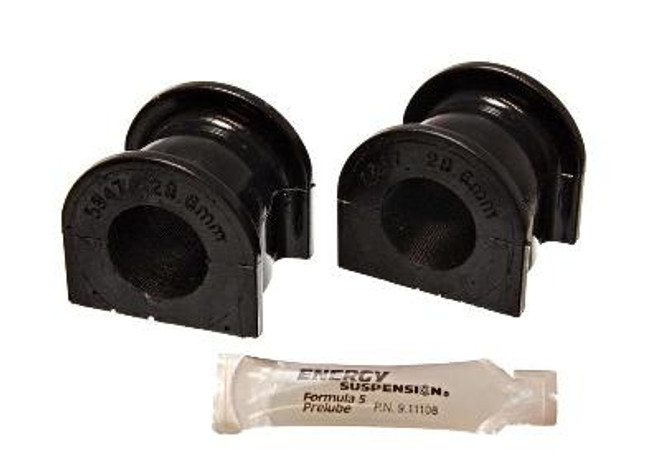 Energy Suspension Black Front Sway Bar Bushings 27.2mm - 00-09 Honda S2000