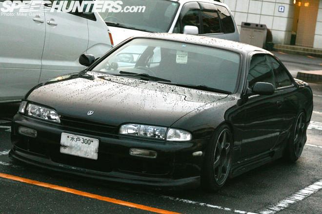 Circuit Sports Clear Headlight Cover - Nissan 240sx S14 Zenki