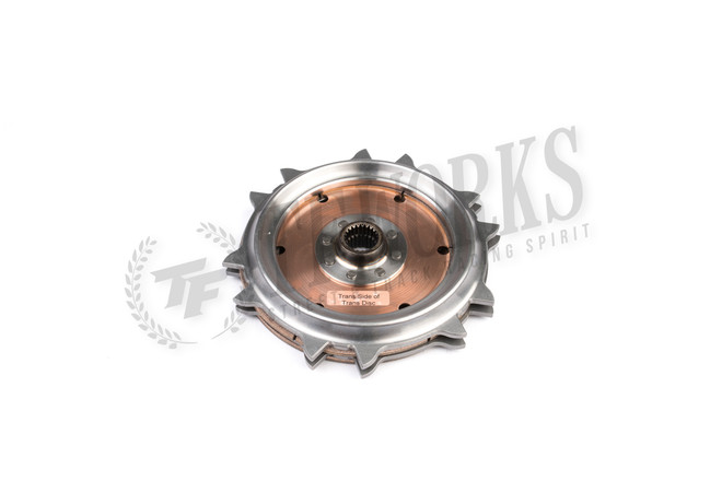 Competition Clutch Evo VII-IX Twin Rebuild Plates & Discs