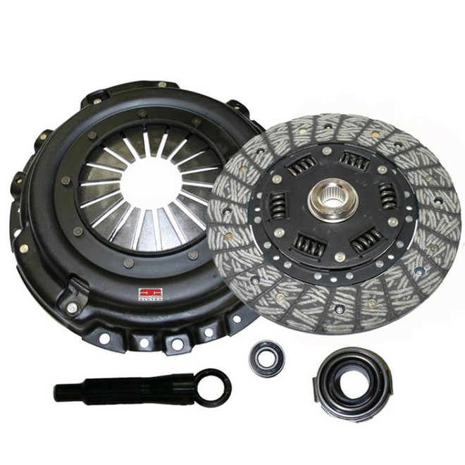 Competition Clutch Stage 2 Sport Compact Clutch Kit - 03-06 Mitsubishi Evolution 8/9
