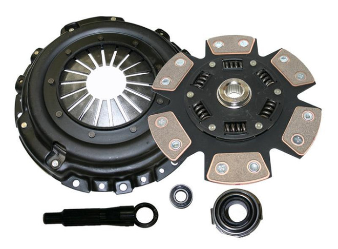 Competition Clutch Stage 5 Strip Series 0420 Clutch Kit - 03-06 Mitsubishi Evolution 8/9
