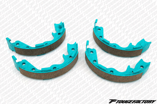 Project Mu Sport Rear Inner Brake Shoes - Z32, Skyline R32/R33/R34, Laurel C33/34, & Cefiro A31