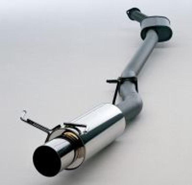 HKS Silent Hi-Power Dual Exhaust - FD3S RX-7