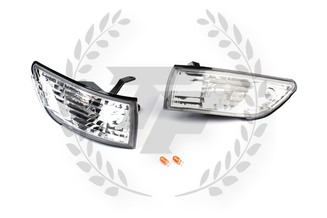 Circuit Sports - Nissan S13 Silvia Front Crystal Corner Lamp