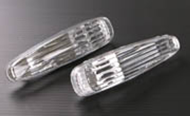 Circuit Sports - Nissan S14 Zenki Clear Side Marker Lights